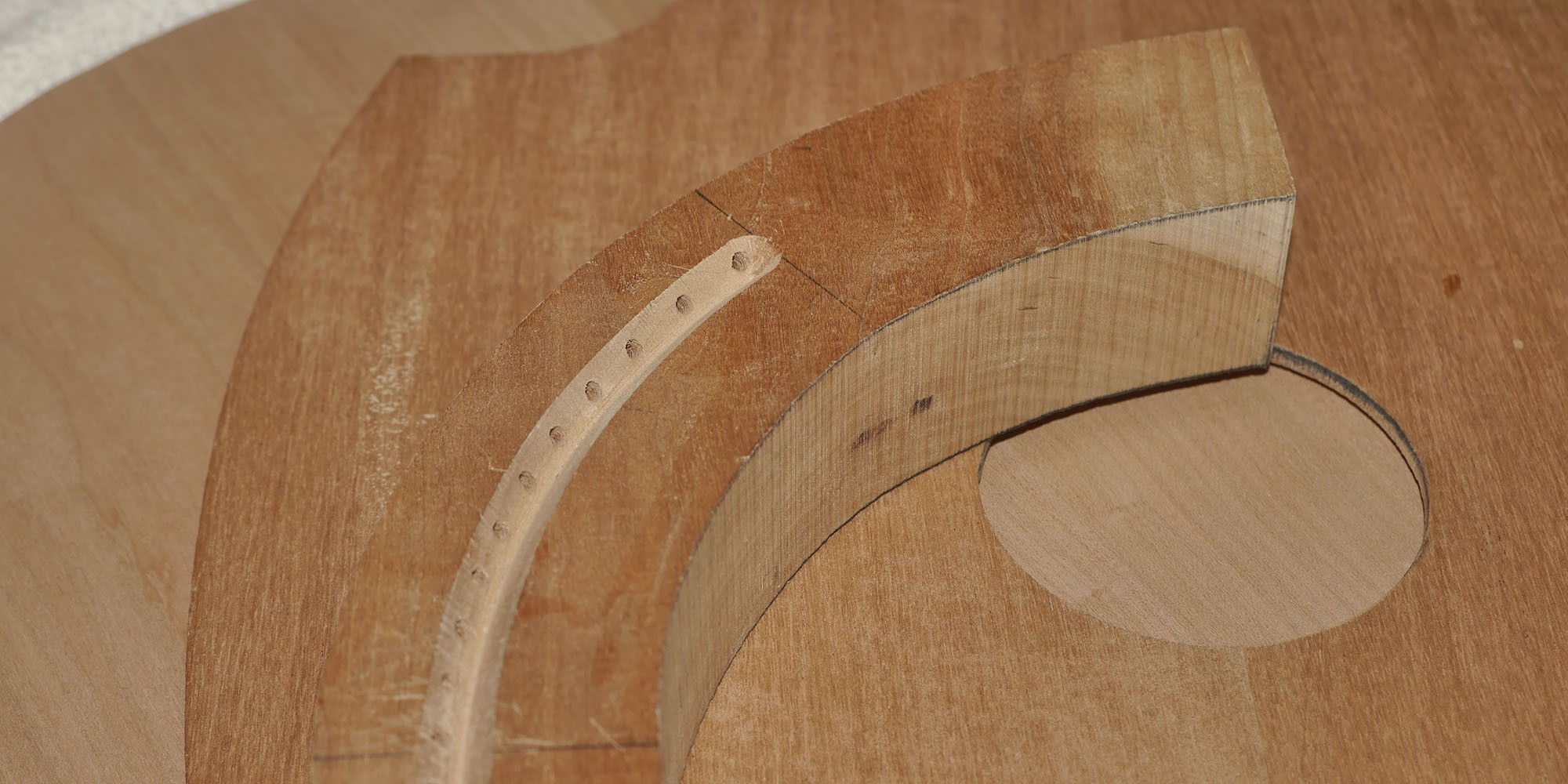 The Making of a Gabrielle Tranquility Harp